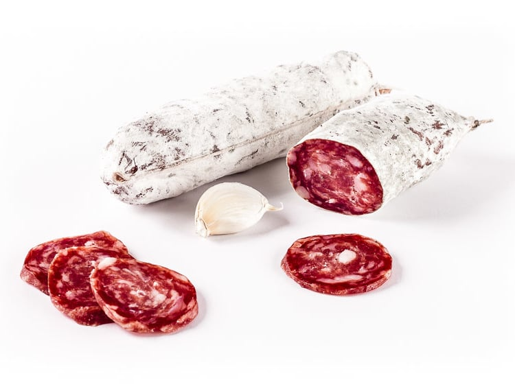 SALAME DI CASA ALL' AGLIO 4317